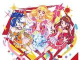 "TV Anime ""Aikatsu!"" New OP/ED Temas - Diamond Happy / Hirari/Hitori/Kirari"