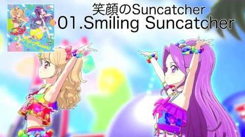 Aikatsu! Pop Assort Smiling Suncatcher Full Song