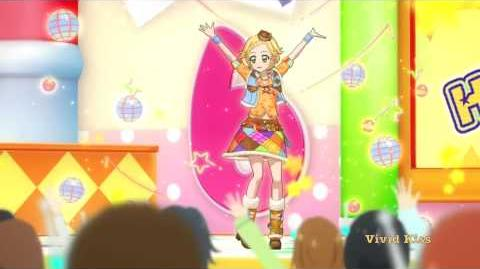 (HD)Aikatsu!-Hinaki-_Good_morning_my_dream_-Episode_105