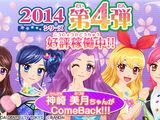 Data Carddass Aikatsu! 2014 Series - Part 4