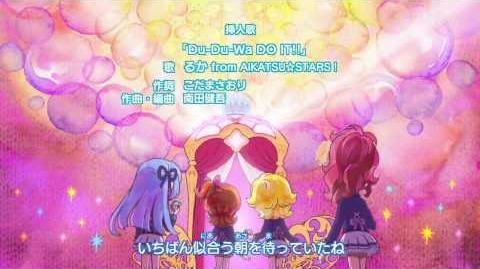 HD_アイカツ!_Aikatsu_ED_5_Good_morning_my_dream_(Eng_Sub)