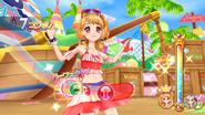 Beach splash gameplay