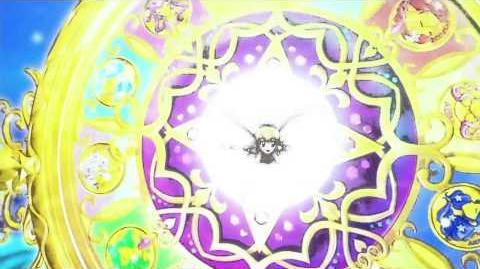 Aikatsu! Episode 94 Sweet Spice 2wingS-1