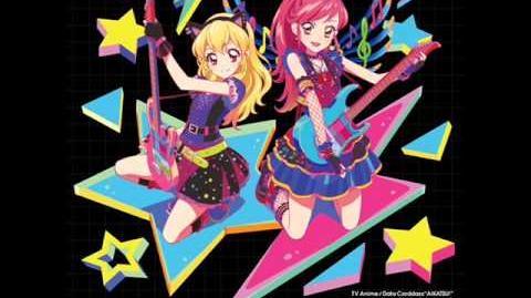 Aikatsu - Idol Activity Version Rock