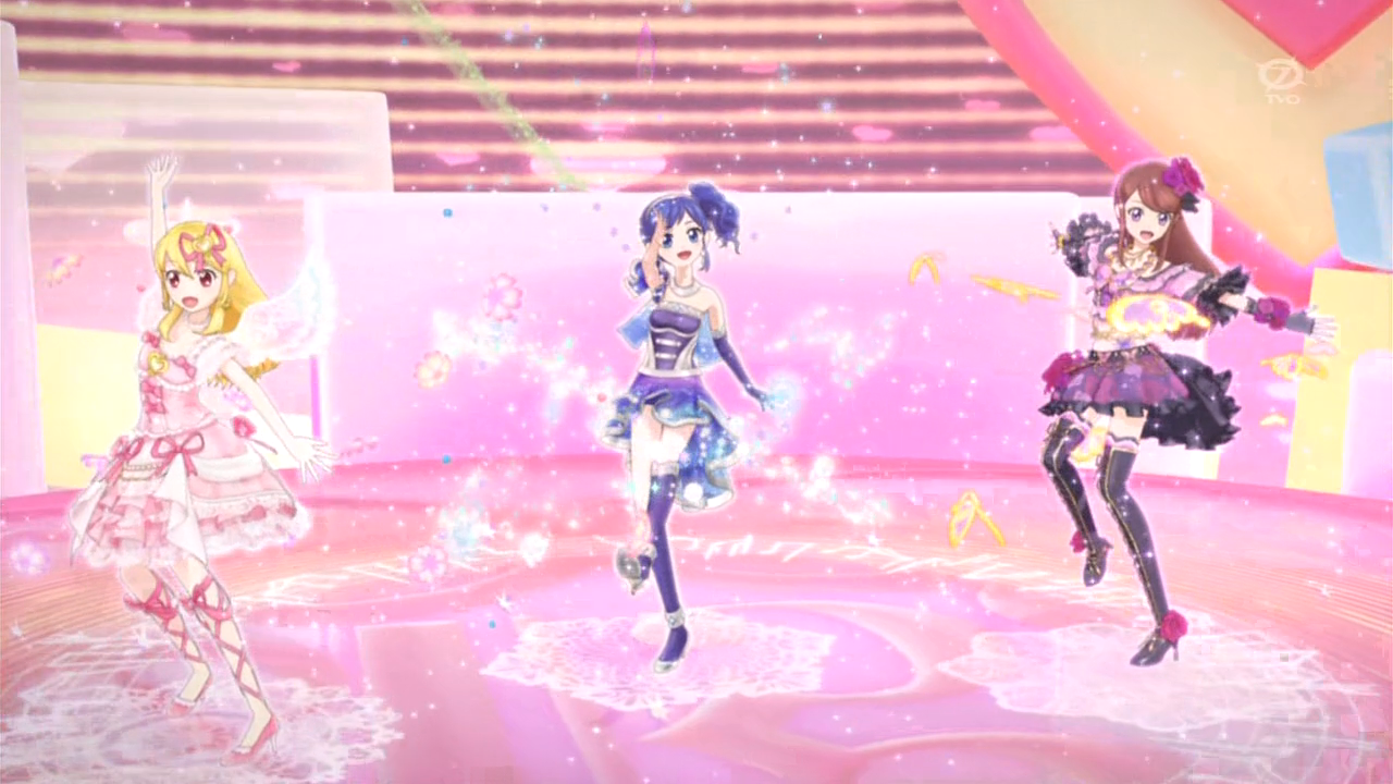 Triple Melody Stage