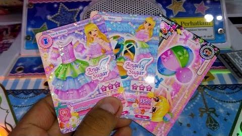 Aikatsu Indonesia Card Game Season 2 seri 1 Original Star ☆ ★★★