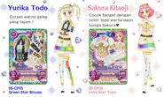 Seri 6 Yurika Sakura