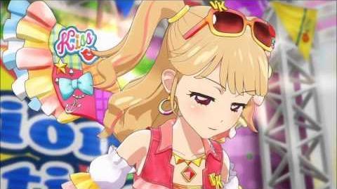 【 アイカツ! 】 ep-84 夏樹みくる 【 オトナモード! 】