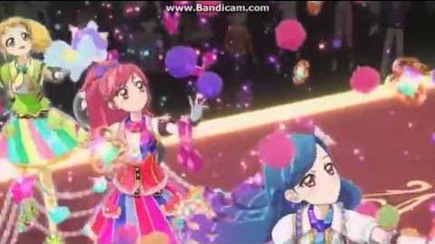 Aikatsu Season 2 - We Wish You A Merry Christmas Episode 12