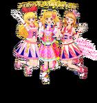 Aikatsu! & Aikatsu Stars! 5th anniversary