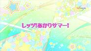 Aikatsu Episode 96 Scrren Shoot 01