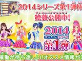 Data Carddass Aikatsu! 2014 Series - Part 1