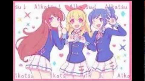 Aikatsu! Prism Spiral (Off Vocal)