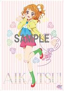 AkariGen BDBOX1 AmazonEd B1 Fabric Poster