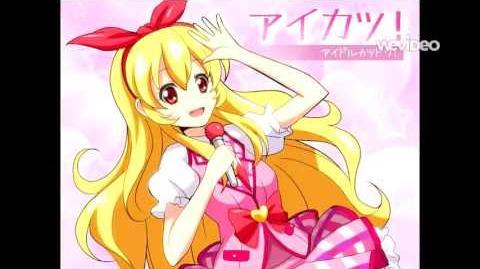 Aikatsu ending full (calendar girl )