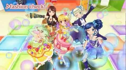 アイカツ!第3弾ミュージックビデオ公開☆「fashion_check!」