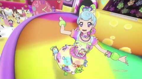 (HD)Aikatsu!-Nina-_Miel_Miere_-Episode_161