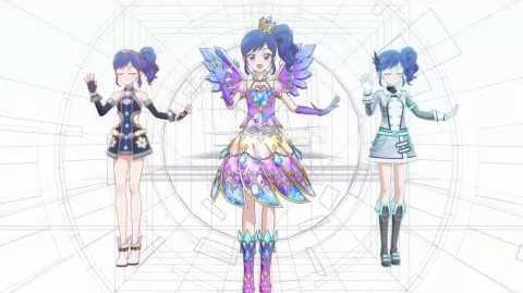 Aktifitas Idol! - Gadis☆Yang Bersinar Dimasa Depan (☆Aoi Kiriya ♪Stranger Alien)