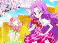 Sakura y misuki