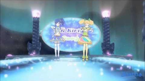 (HQ) Aikatsu SEASON 2 - Kiriya Aoi & Saegusa Ki - Prism Spiral (episode 6)