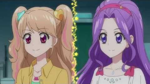 Aktifitas Idol! - Awal Dari Sebuah Keajaiban! (☆Mizuki Kanzaki, Mikuru Natsuki ♪Smiling Suncatcher)
