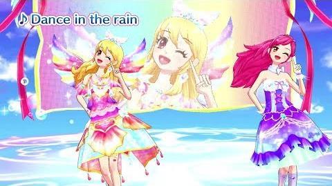 アイカツ!2014シリーズ第2弾ミュージックビデオ『Dance in the rain』をお届け♪