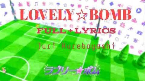 Aikatsu!_Lovely_Bomb_Full_Lyrics_Aoi_Kiriya