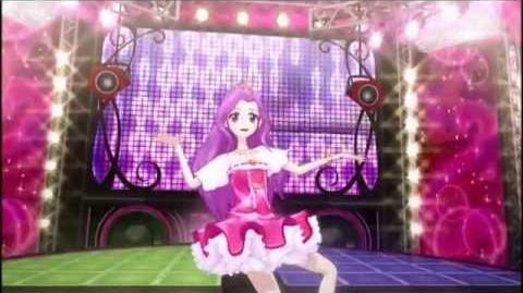 Aikatsu! - Move on now! - Kanzaki Mizuki