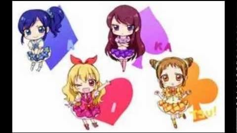 Aikatsu! Growing for a dream