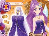 Purple Jewelry Coord