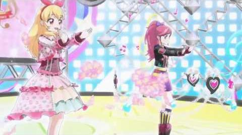 Aikatsu!2_Ichigo_y_Seira_Kira_Power