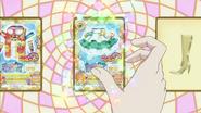 Aikatsu happyrainbow winter-ed2