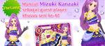Seri 6 Mizuki Kanzaki
