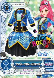 Lucky Blues Coord