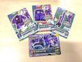 Violet Hatter cards