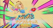 Cheerful Kiss Mikuru