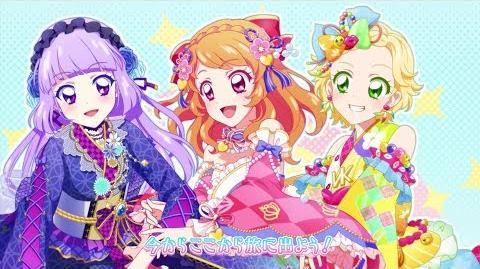 【アイカツ!フォトonステージ!!】オリジナル新曲ルミナス「トキメキアンテナ」プロモーションムービー(フォトカツ!)-0