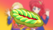 Остренький пончик