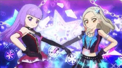 (HD)Aikatsu!_-「Tutu・Ballerina」(Episode_131)_アイカツ_Ep_131_氷上_スミレ_黒沢凛