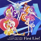 First Live! Cover
