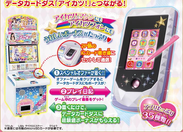 Aikatsu Phone/Aikatsu Phone Look
