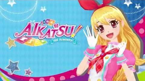 """Aikatsu! Music Video """"Idol Katsudo (Rock Ver"""