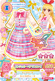 Angely Bear Love Coord