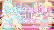 FULL LYRICS Aikatsu Stars! - Yume & Hime - So Beautiful Story