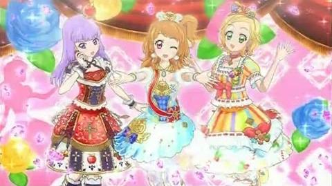 (HD)Aikatsu!_-「Hello!_Winter_Love♫」_(Episode_114)_アイカツ_Ep_114_大空あかり_氷上_スミレ_新条ひなき