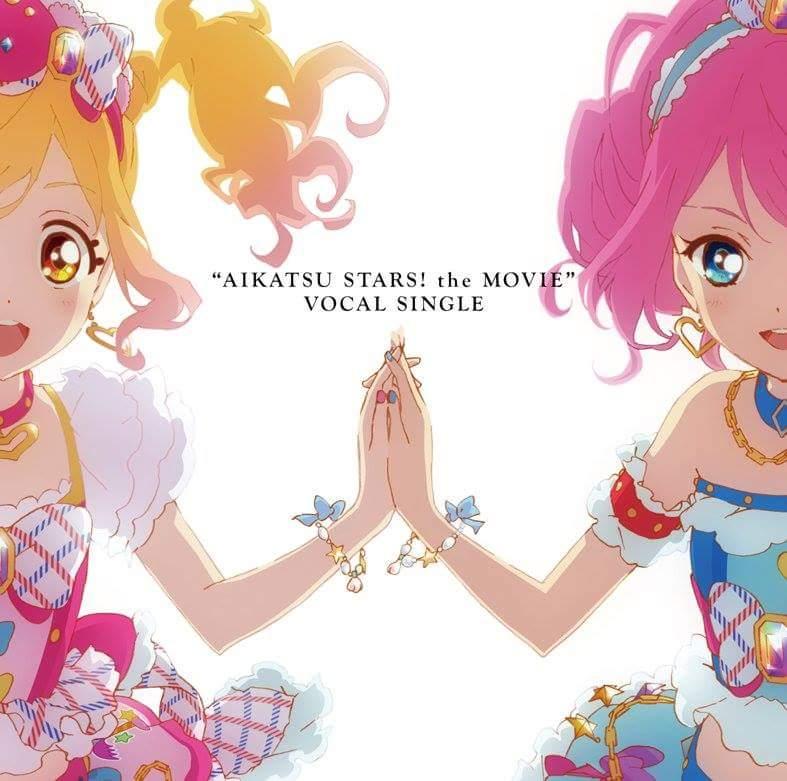 """Aikatsu Stars! The Movie"" Vocal Single"