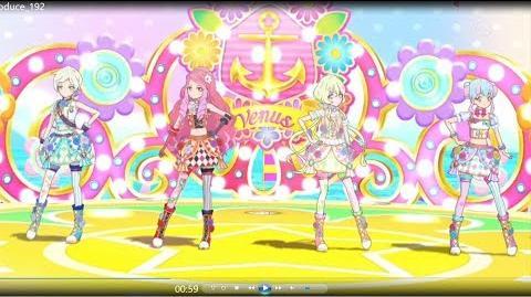 Aikatsu Stars! ep97 Stage アイカツスターズ!97話ステージ