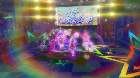 FANCOVER Aikatsu Stars! - One Step