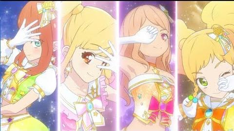 Aikatsu Stars! ep92 stage アイカツスターズ!92話 ステージ