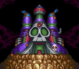 ワイリー城(ロックマン7)